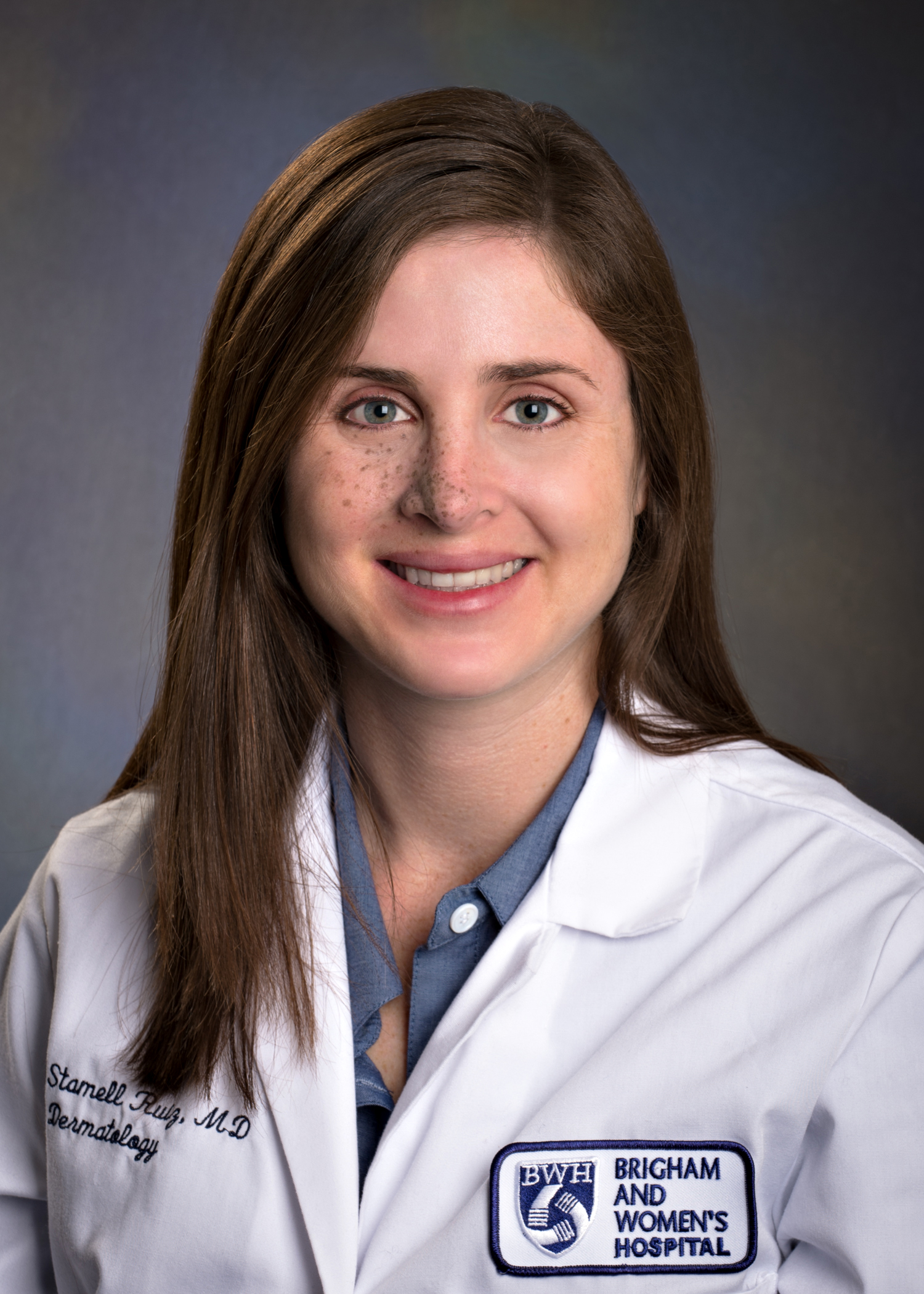 The avatar for the contributor named Emily Stamell Ruiz, MD, MPH.