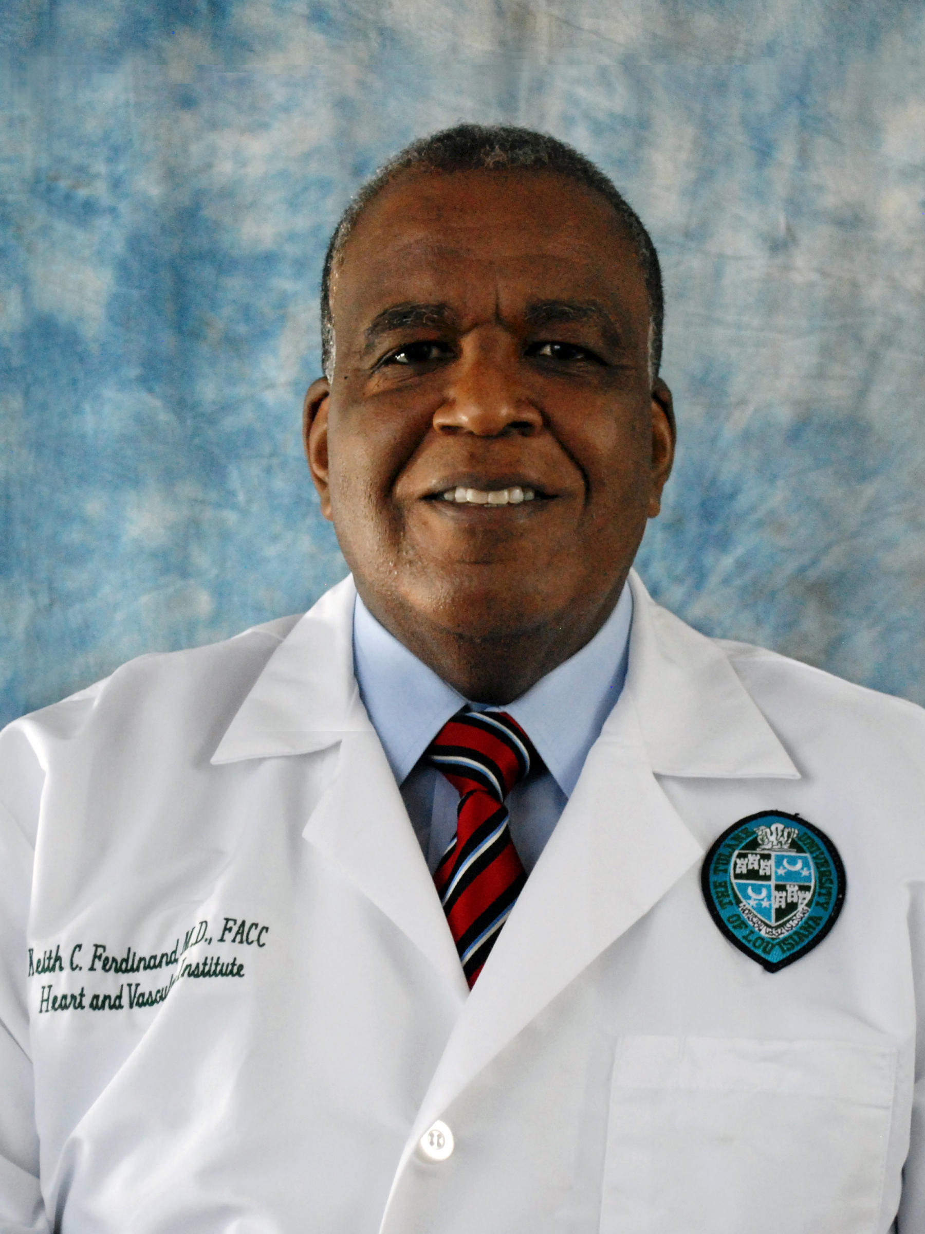 The avatar for the contributor named Keith C. Ferdinand, MD, FACC, FAHA, FNLA, FASH.