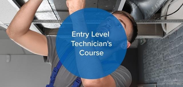 Entry Level Technician's Course
