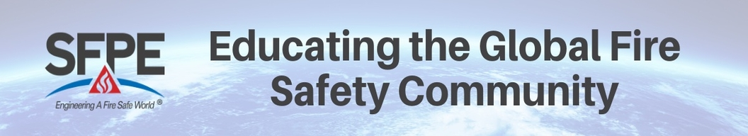 SFPE | Education the Global Fire Safety Community