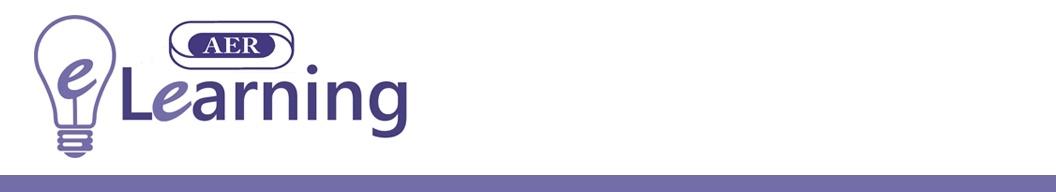 AER eLearning Logo