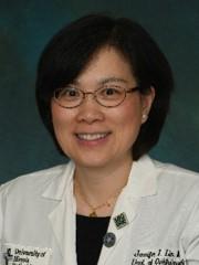The avatar for the contributor named Jennifer I. Lim, MD, FARVO.