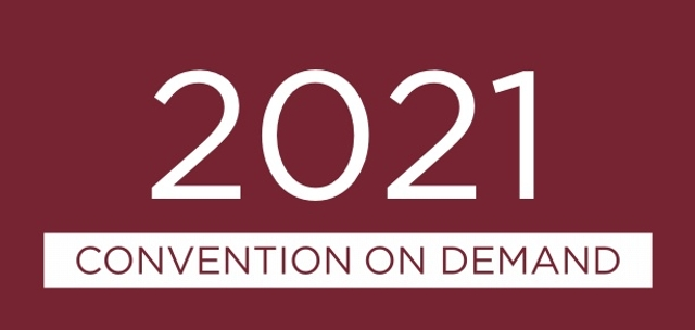 2021 Virtual Convention