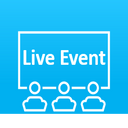 Live Web Event Icon