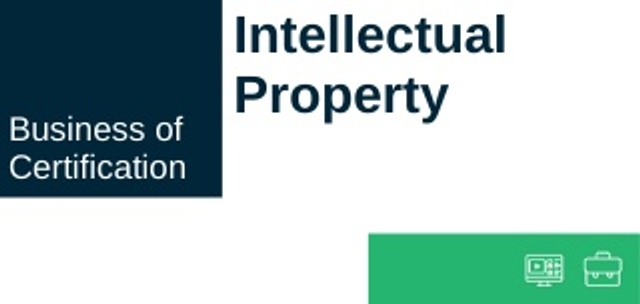 Intellectual Property Webinar